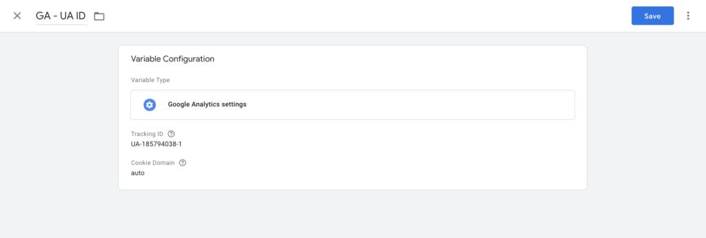 Google Analytics GTM et axeptio 4